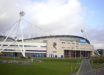 Bolton Wanderers Stadium (The Macron Stadium)