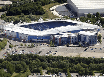 Reading Stadium (Madjeski Stadium)