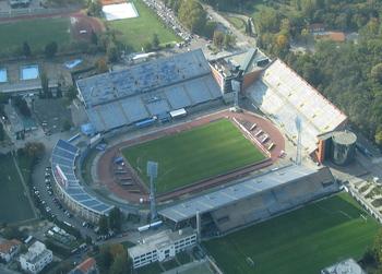 Dinamo Zagreb / Croatia Stadium (Stadion Maksimir)