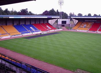 St Johnstone Stadium (McDiarmid Park)
