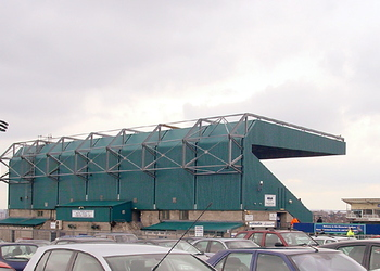 Bristol Rovers Stadium (Memorial Stadium)