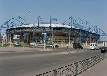 FC Metalist 1925 Kharkiv Stadium (Metalist Stadium)