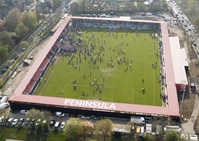 Salford City FC Stadium (Peninsula Stadium (Moor Lane))