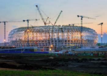 FC Mordovia Saransk Stadium (Mordovia Arena)