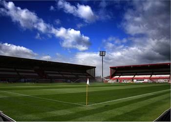 Hamilton Academical Stadium (New Douglas Park)