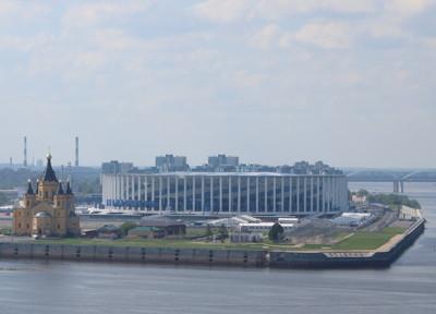 FC Olimpiyets Nizhny Novgorod Stadium (Nizhny Novgorod Stadium)