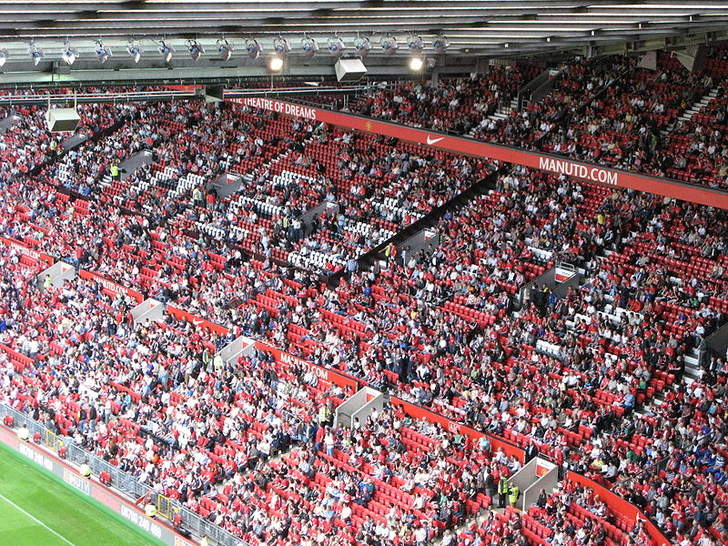 e09580531 Click to enlarge image old-trafford-a.jpg View of a stand View of a stand  ...