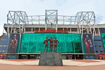 Manchester United Fc Old Trafford Stadium Guide English Grounds Football Stadiums Co Uk