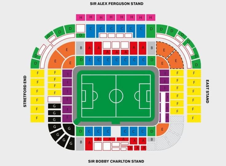 manchester united fc old trafford stadium guide english grounds football stadiums co uk manchester united fc old trafford