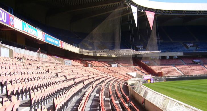 Paris Saint Germain Parc Des Princes Stadium Guide French Grounds Football Stadiums Co Uk