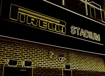 Burton Albion Stadium (Pirelli Stadium)