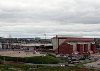 Aberdeen Stadium (Pittodrie Stadium)