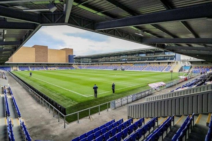 AFC Wimbledon Stadium (Plough Lane)