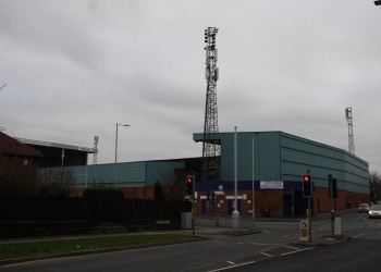 Tranmere Rovers Stadium (Prenton Park)