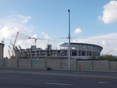 Hungary Stadium (Puskás Arena)