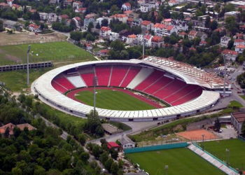 Red Star Belgrade (FK Crvena zvezda) & Serbia National Team Stadium (Rajko Mitić Stadium)