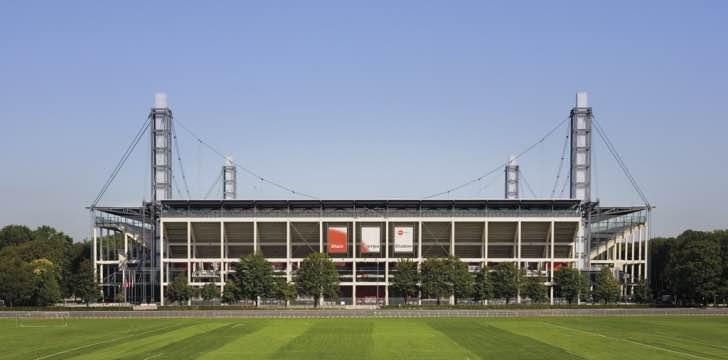 Fc Cologne Rheinenergiestadion Stadion Koln Stadium Guide Euro 2024 German Grounds Football Stadiums Co Uk