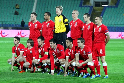 Wales National Team 2011