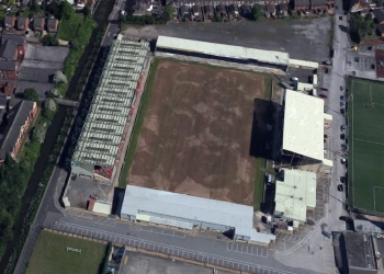 Lincoln City Stadium (Sincil Bank)