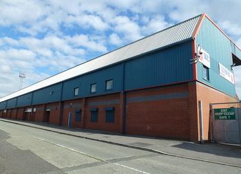 Rochdale Stadium (Spotland Stadium)