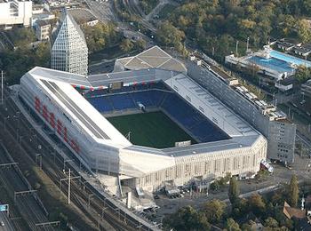 FC Basel 1893 Stadium (St Jakob-Park)