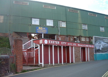 Exeter City Stadium (St James Park)