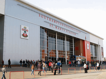 Southampton FC Stadium (St Mary's)