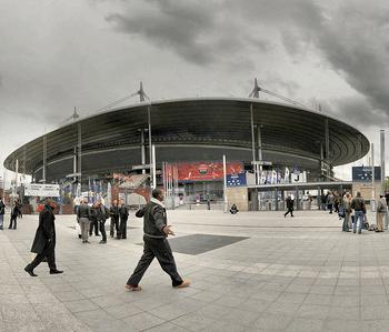 France Stadium (Stade De France)