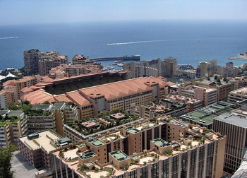 AS Monaco Stadium (Stade Louis II)