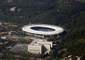AS Roma / SS Lazio Stadium (Stadio Olimpico)