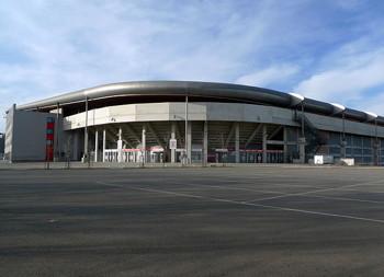 Slavia Prague Stadium (Sinobo Stadium)