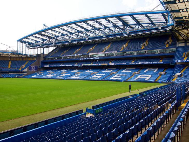 Chelsea Fc Stamford Bridge Stadium Guide English Grounds Football Stadiums Co Uk
