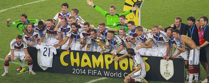 Germany 2014 World Cup Winners