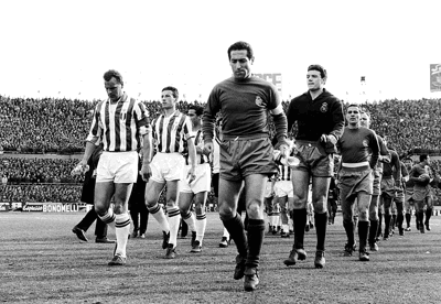 1961–62 European Cup - Juventus v Real Madrid