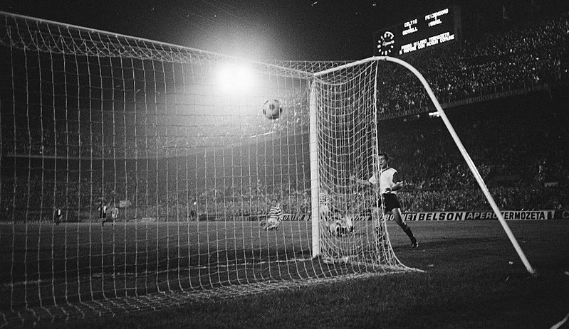 Feyenoord v Celtic 1970 European Cup Final