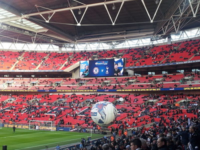 Wembley Set For EFL Cup Final