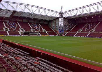 Heart Of Midlothian Stadium (Tynecastle)