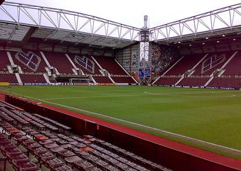 Heart Of Midlothian Stadium (Tynecastle)