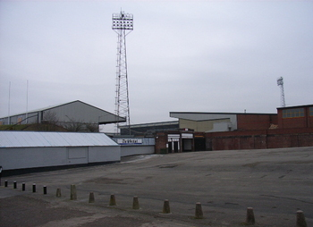 Port Vale Stadium (Vale Park)
