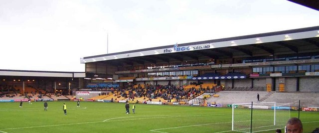 Port Vale FC: Vale Park Stadium Guide | English Grounds