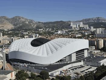 Olympique de Marseille Stadium (Stade Velodrome)