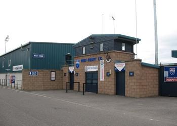 Ross County Stadium (Victoria Park)