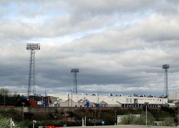 Hartlepool United Stadium (Victoria Park)