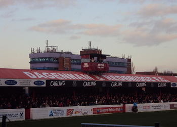 Dagenham & Redbridge Stadium (Victoria Road)
