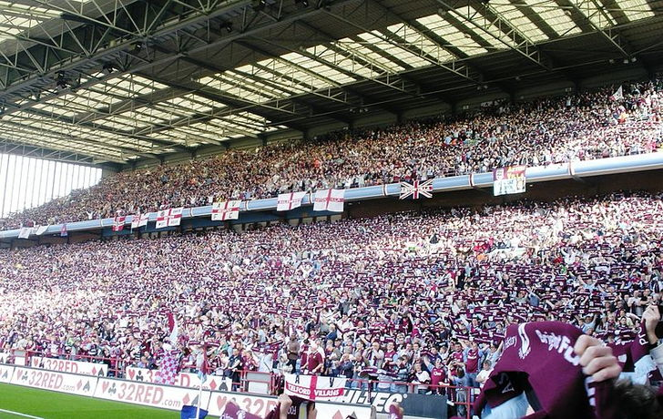 Aston Villa Fc Villa Park Stadium Guide English Grounds Football Stadiums Co Uk