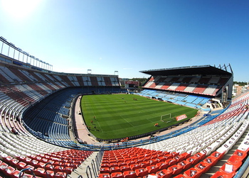 CLOSED Stadium (Vicente Calderón)