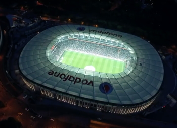 Beşiktaş J.K. Stadium (Vodafone Arena)