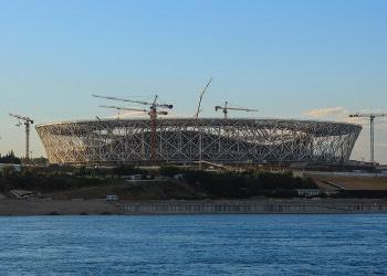 FC Rotor Volgograd Stadium (Volgograd Arena)