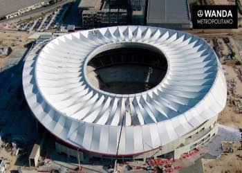 Atletico Madrid Stadium (Wanda Metropolitano)