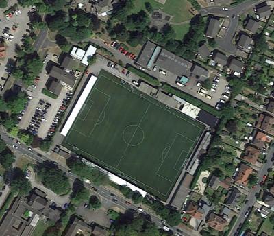 Harrogate Town Stadium (CNG Stadium (Wetherby Road))